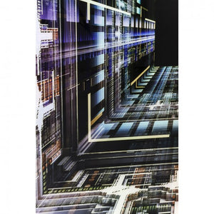 Picture Glass Science Fiction 120x180cm