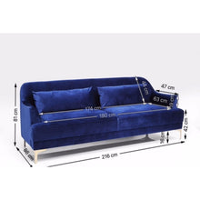 Load image into Gallery viewer, Sofa Proud 3-Seater: different colors available