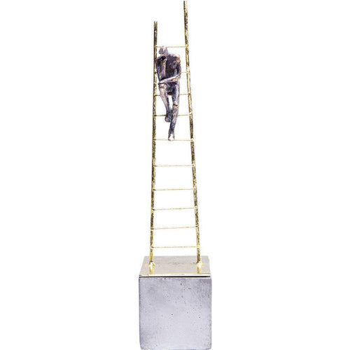 Decoratief object Climbing Man