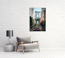 Load image into Gallery viewer, Manhattan Bridge 120x80cm