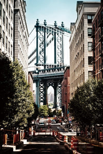 Manhattan Bridge 120x80cm
