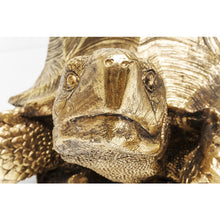 Load image into Gallery viewer, Deco Figurine Turtle Gold: different sizes available