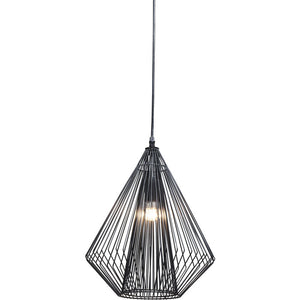 Pendant Lamp Modo Wire Black