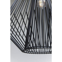 Load image into Gallery viewer, Pendant Lamp Modo Wire Black