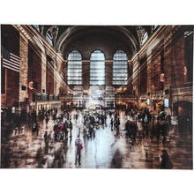 Load image into Gallery viewer, Picture Glass Grand Central Station