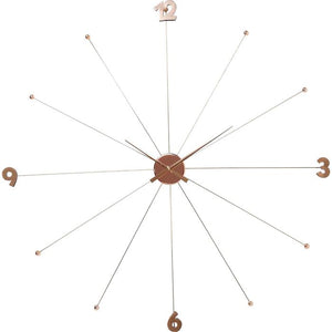 Wall Clock Like Umbrella: different colors available