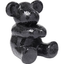 Load image into Gallery viewer, Deco Object Teddy Bear Hug Black