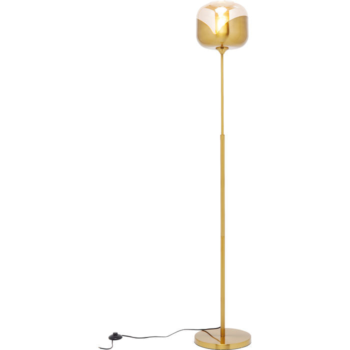 Floor Lamp Goblet Ball