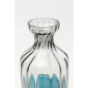 Vase Bicolore Acqua Bottle 44cm