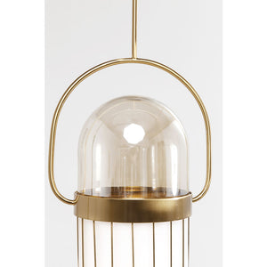 Pendant Lamp Swing Jazz Oval