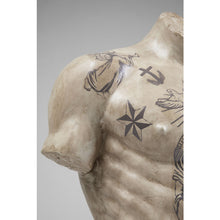 Load image into Gallery viewer, Deco Object Torso Tattoo