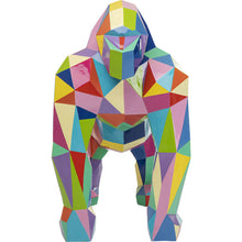 Load image into Gallery viewer, Deco Object Gorilla XL Motley