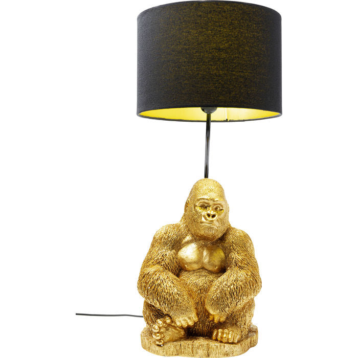 Table Lamp Monkey Gorilla