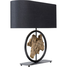 Load image into Gallery viewer, Table Lamp Nature Circle
