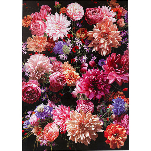 Picture Touched Flower Bouquet: different sizes available