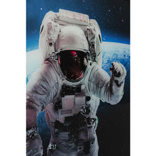 Load image into Gallery viewer, Picture Glass Man in Space 80x240cm