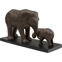 Load image into Gallery viewer, Deco Object Elephant Family