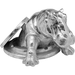 Deco Object Struggling Hippo: different colors available