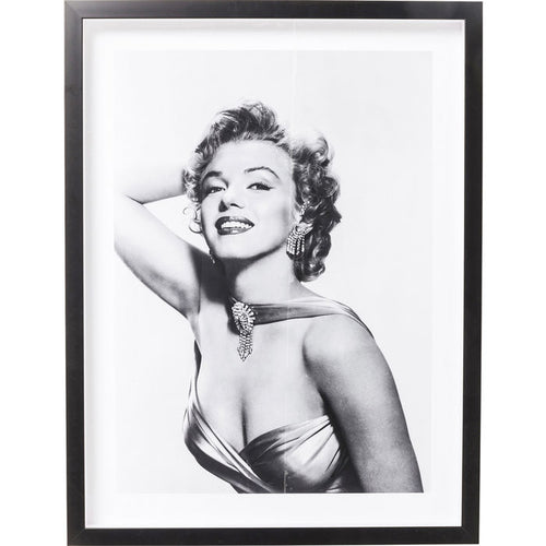 Picture Frame Marilyn Diva 65x85cm