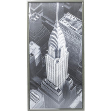Load image into Gallery viewer, Picture Frame Chrysler Building View 166x86cm