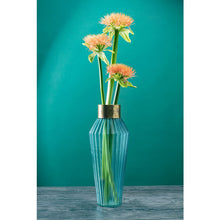 Load image into Gallery viewer, Vase Barfly Light Blue 43cm