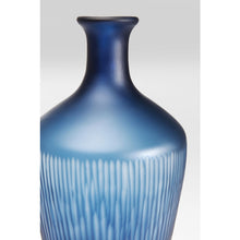Load image into Gallery viewer, Vase Cutting Blue Taille
