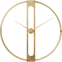 Load image into Gallery viewer, Wall Clock Clip Gold: different sizes available