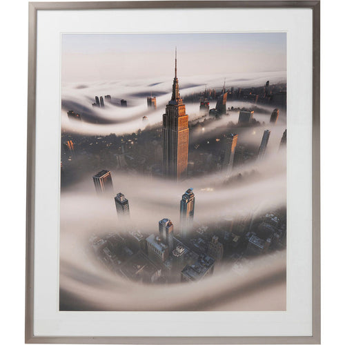 Picture Frame NY Storm 90x100cm