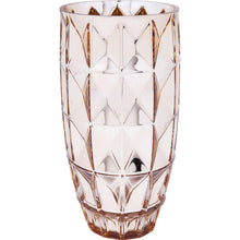 Load image into Gallery viewer, Vase Precious Triangle Gold 32cm