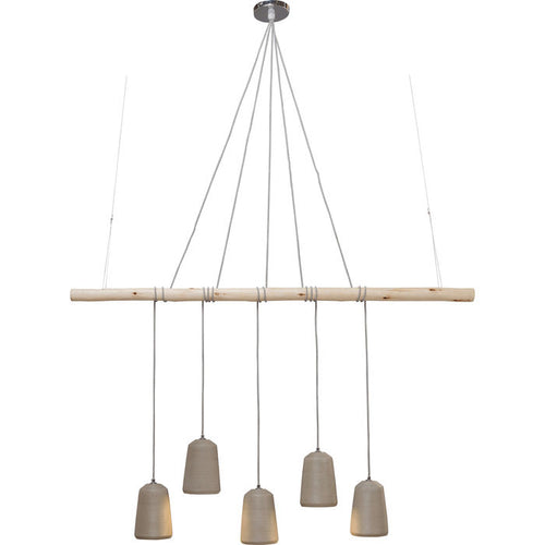 Hang Lamp Dining Beton 5