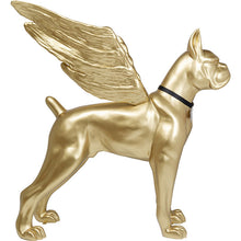 Load image into Gallery viewer, Deco Object Toto XL Gold with wings