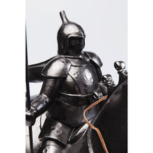 Load image into Gallery viewer, Deco Object Black Knight