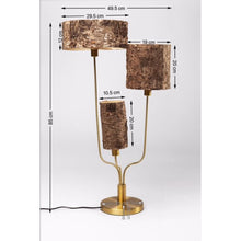 Load image into Gallery viewer, Table Lamp Corteccia