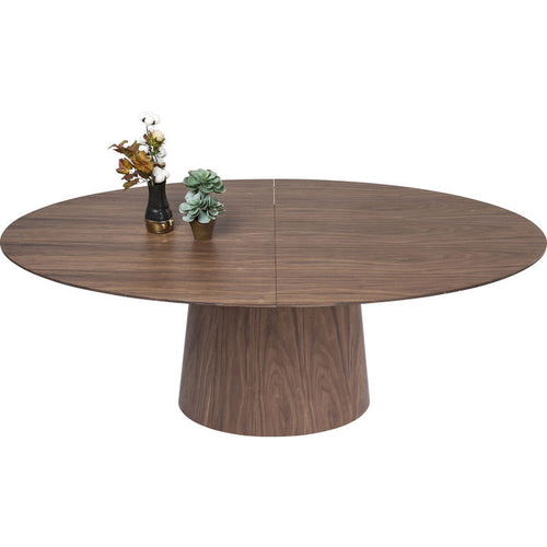 Extension Table Benvenuto 200(50)x110cm: different colors available