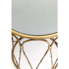 Load image into Gallery viewer, Side Table Bamboo Loop (2/Set)
