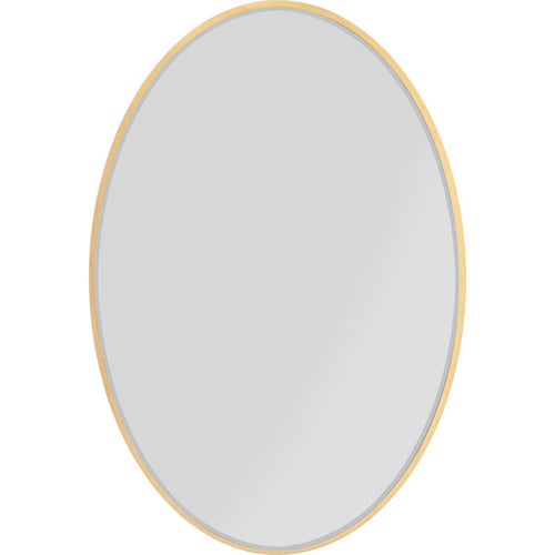 Mirror Jetset Oval 94x64cm: different colors available