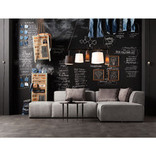 Load image into Gallery viewer, Sofa Infinity Ottomane Grey: different sides available