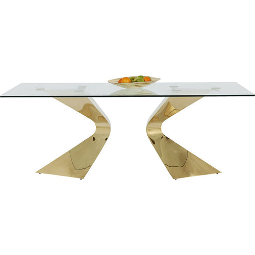 Table Gloria 200x100cm: different colors available
