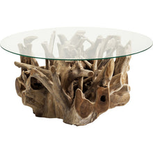 Load image into Gallery viewer, Coffee Table Roots Ø100cm