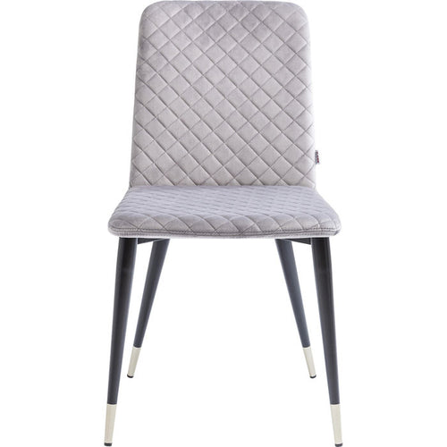 Set of 2 Chairs Montmartre Grey