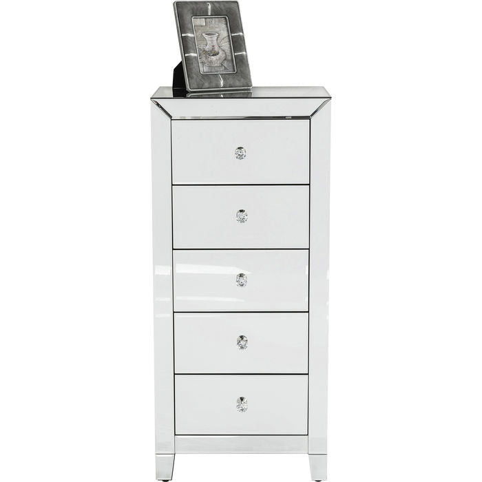 Cabinet Luxury 5 Drawers: different colors available