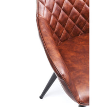 Load image into Gallery viewer, Set of 2 Chairs with Armrest Harry Brown