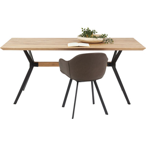 Table Dowtown Oak: different sizes available