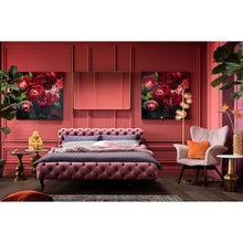 Load image into Gallery viewer, Bed Desire Velvet: different colors and sizes available