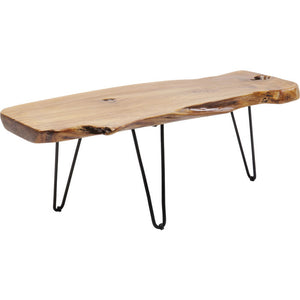 Coffee Table Aspen nature 106x41cm