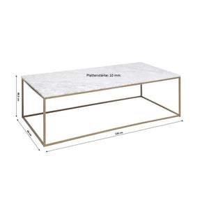 Coffee Table Key West Marble 120x60cm