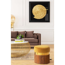 Load image into Gallery viewer, Coffee Table Cesta Marble Gold Ø100cm