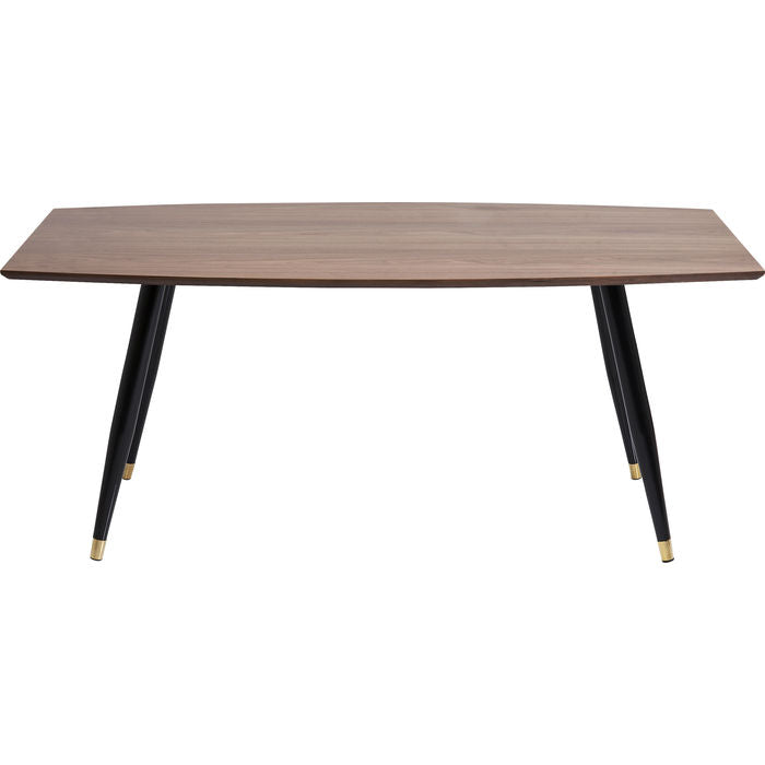 Table Curve 180x90cm