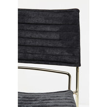 Load image into Gallery viewer, Set of 2 Chairs Hugo Black: different frame colors
