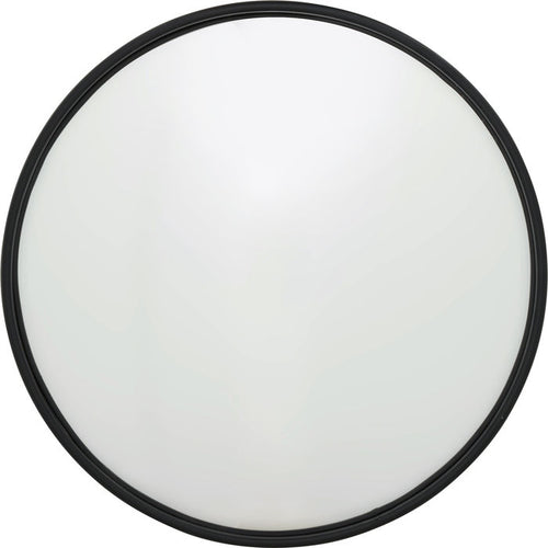 Mirror Celebration Matt Black: Different sizes available